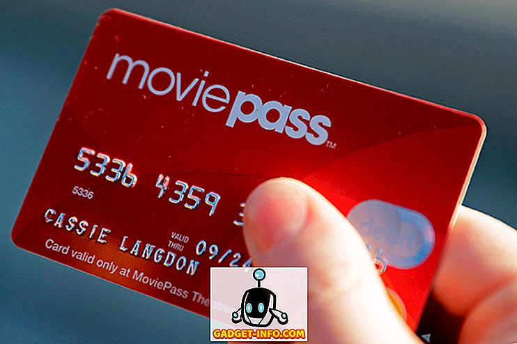Top 3 MoviePass-alternativer, du kan bruge