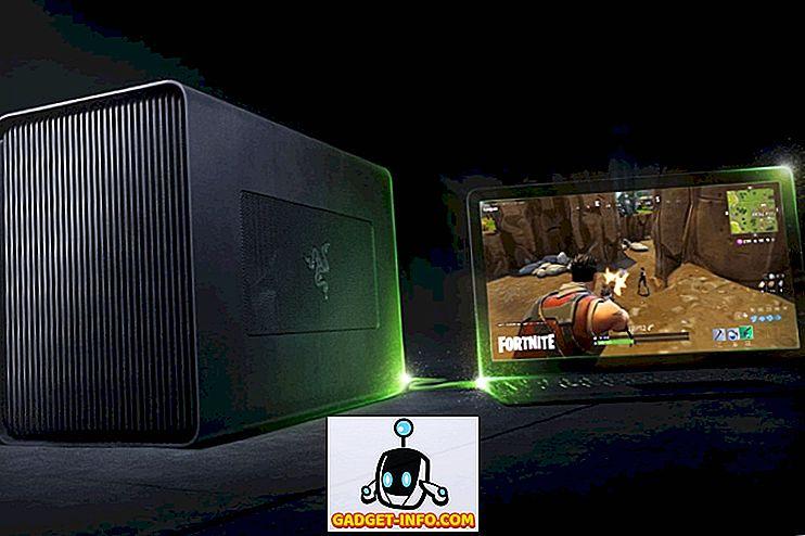 Top 7 Razer Core X alternatiive, mida saate osta