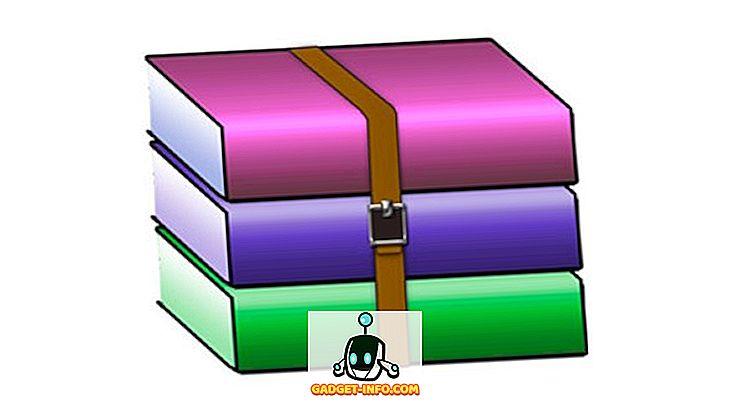 11 Bedste gratis WinZip og WinRAR alternativer