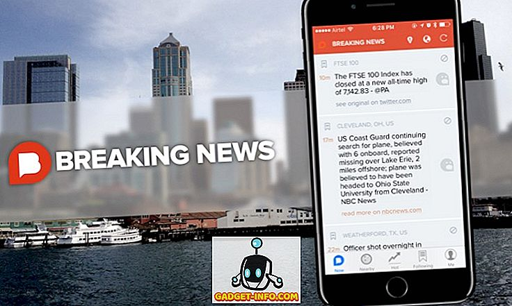 alternativa - Top 7 Breaking News App alternative koje možete koristiti