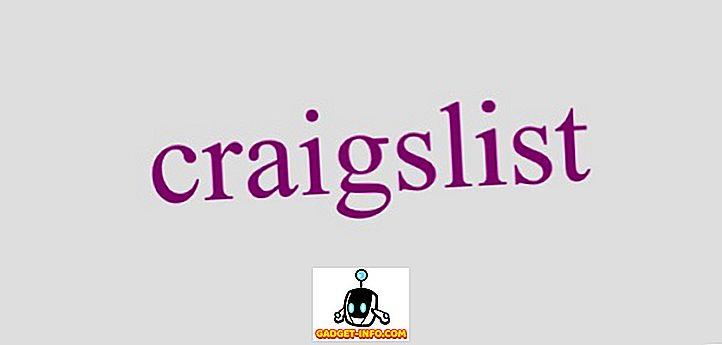 10 websteder (og en app) som Craigslist til køb og salg af brugte ting