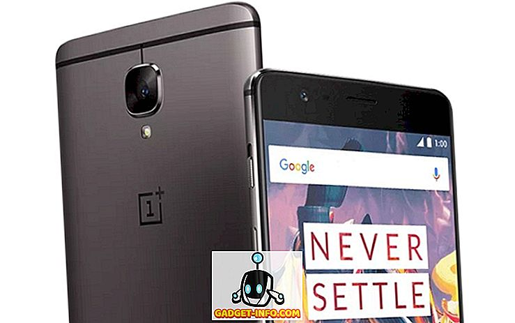 Top 7 OnePlus 3T-alternativer, du kan købe