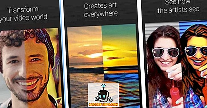 Artisto: Velika Prisma Like App za video posnetke