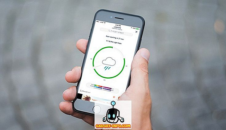 Top 8 AccuWeather alternatīvas iOS, ko var izmantot