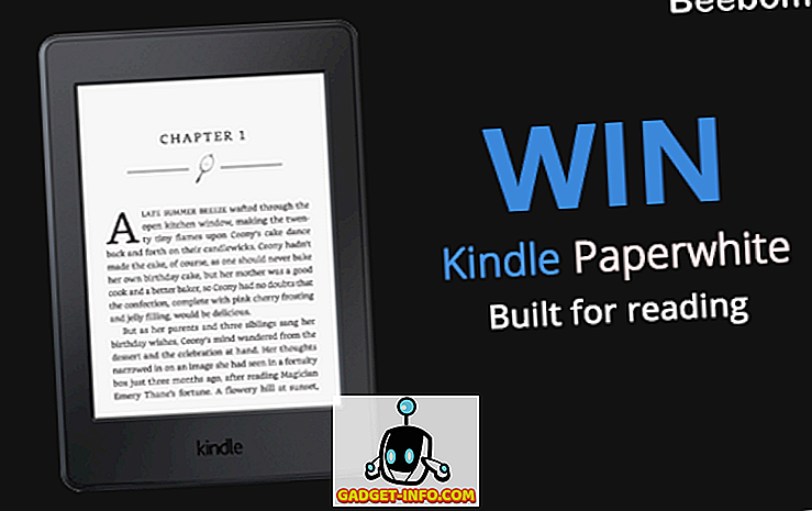 Win Kindle Paperwhite with Gadget-Info.com (Giveaway)