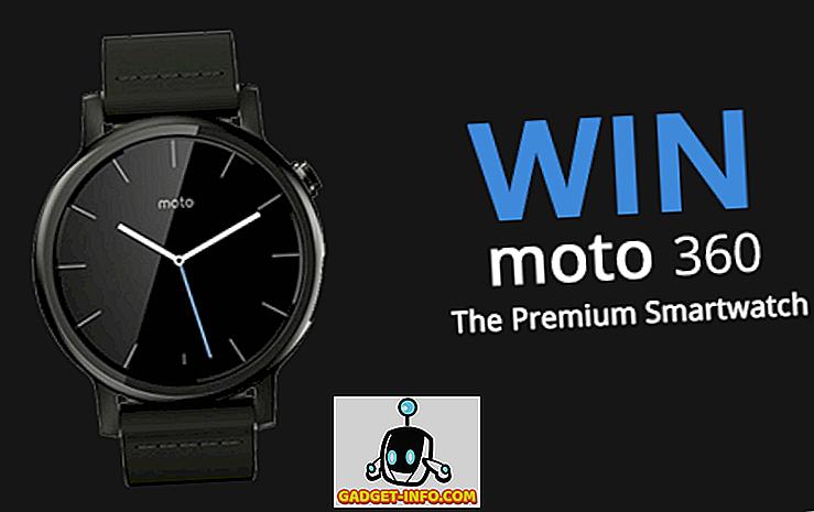 Win Moto 360 Premium Smartwatch mit Gadget-Info.com (Gewinnspiel)