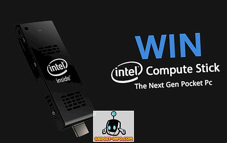 Win Intel Compute Stick With Gadget-Info.com (Giveaway)