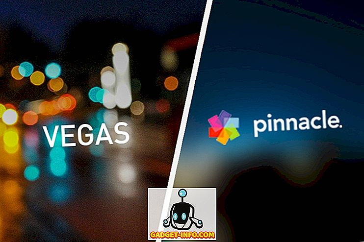 VEGAS Movie Studio Platinum vs Pinnacle Studio: Perisian Penyuntingan Video Belanjawan Terbaik?