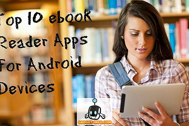 10 meilleures applications gratuites ebook Reader Android