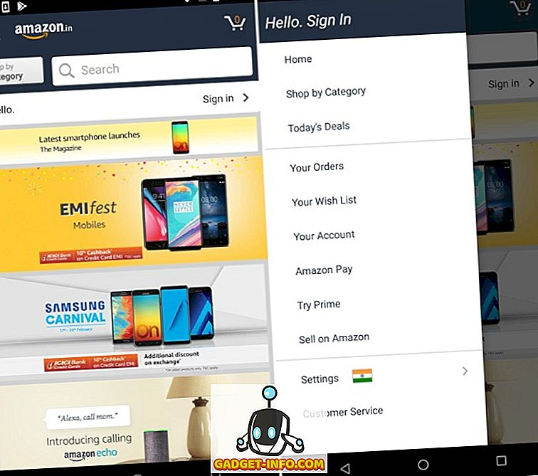 Aplikacije za pronalaženje Indija
