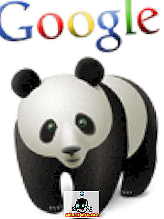 Google Panda: Google Analytics for New Search Result Ranking Algoritme
