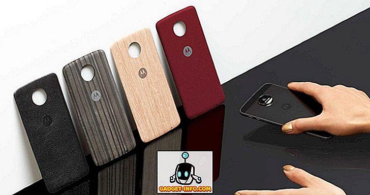8 beste Moto Z Play Cases und Cover, die Sie kaufen können