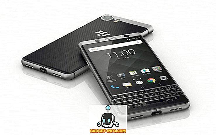 10 parimat BlackBerry KEYone'i ümbrist ja kaanet, mida saate osta