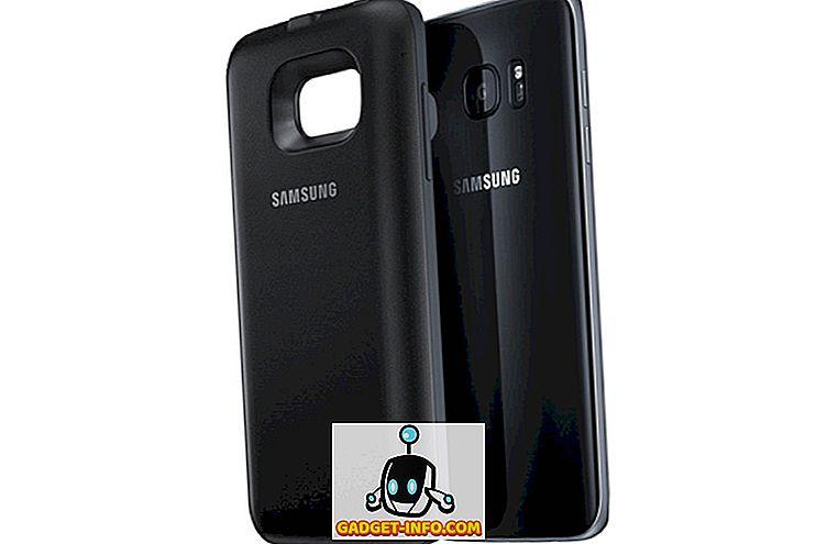 viileät gadgetit - 12 parasta Samsung Galaxy S7 -reunakoteloa ja -koteloa