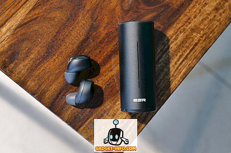 الادوات الرائعة - ESR Wireless Earbuds Review: حقا لاسلكية على الميزانية