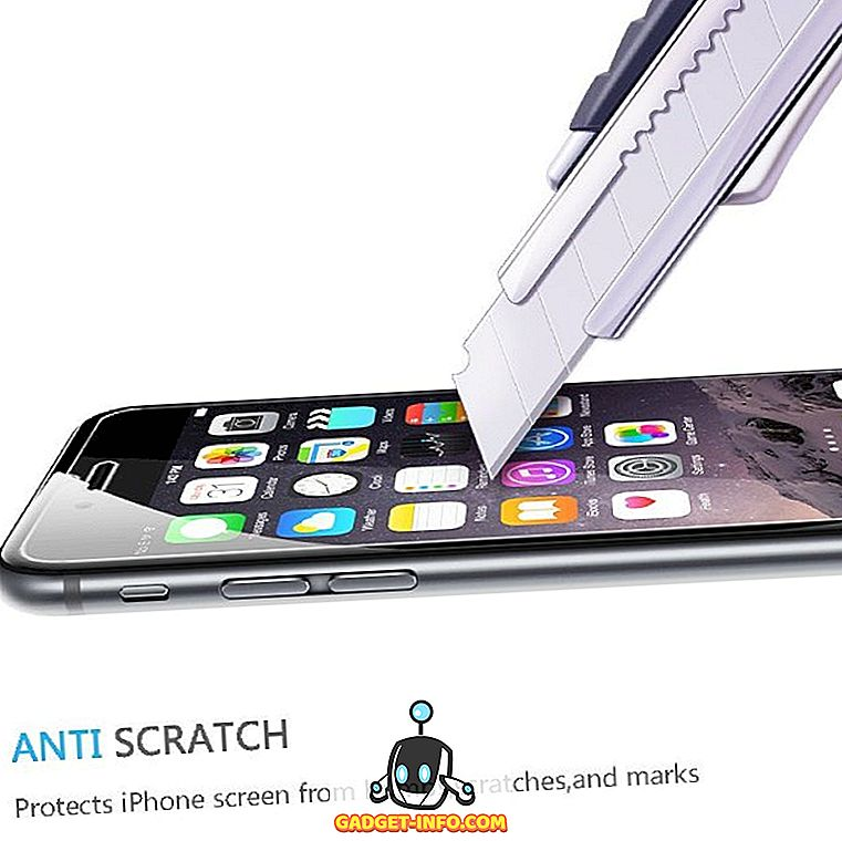 Top 10 najlepších iPhone 6s Screen Protectors