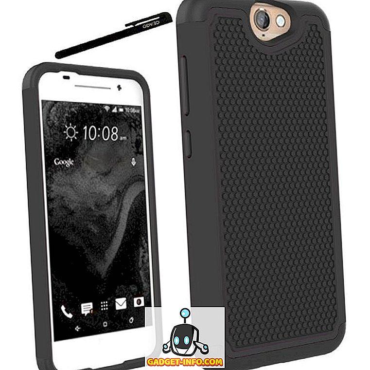 cool gadgeti: 10 Najbolji slučajevi HTC One A9