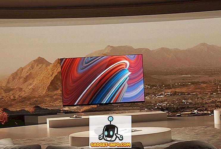 13 najboljih 4K televizora u Indiji možete kupiti