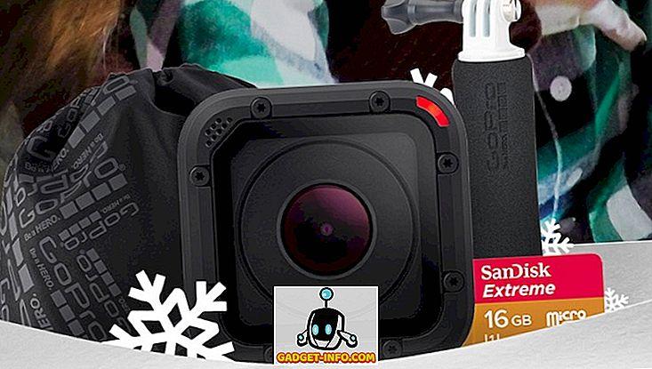 6 parimat GoPro musta reede pakkumist, mida peaksite välja vaatama