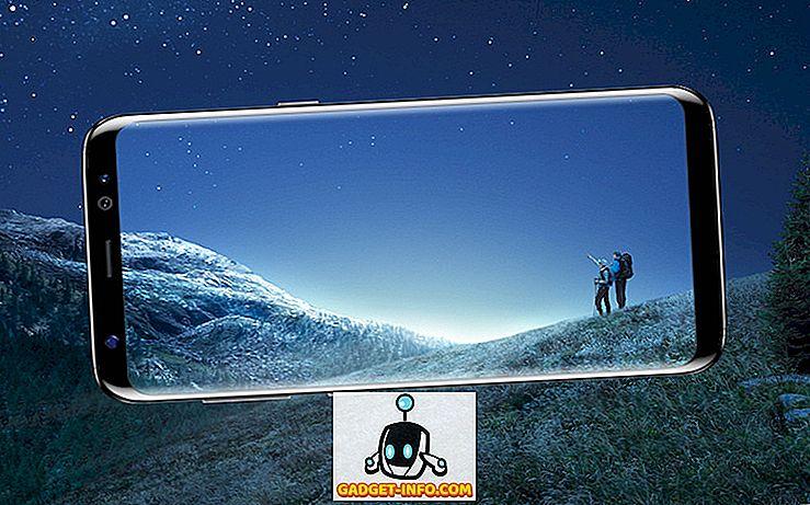 8 Best Samsung Galaxy S8 skjermbeskyttere du kan kjøpe