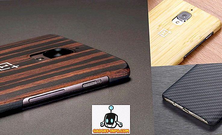 coole Gadgets: 10 Beste OnePlus 3T-Hüllen und Abdeckungen, die Sie kaufen können