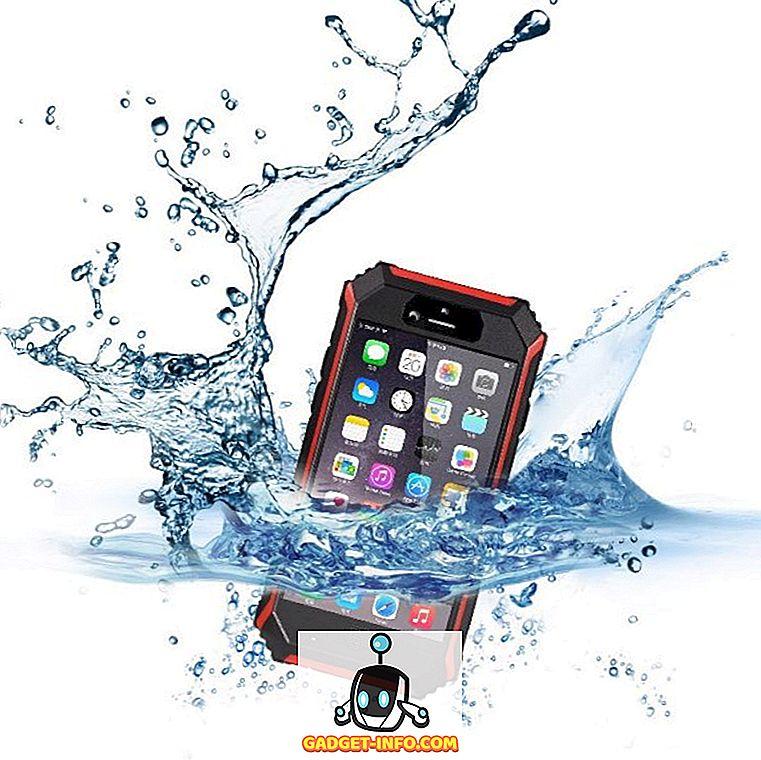 15 Najbolji Vodootporni iPhone 6 slučajeva