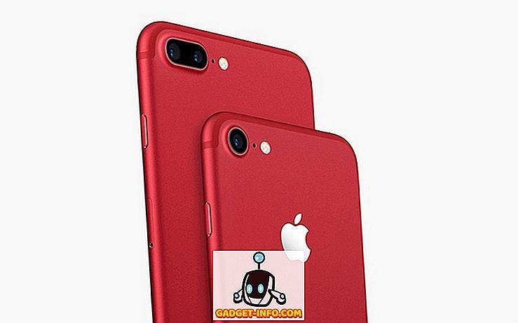 12 Cool iPhone 7 rdeči dodatki, ki jih lahko kupite