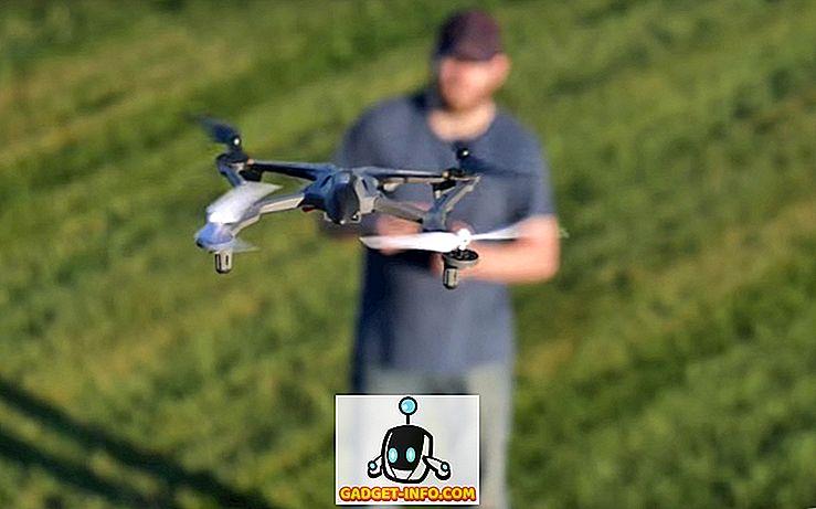 10 parimat dronit kaameraga, mida saate osta