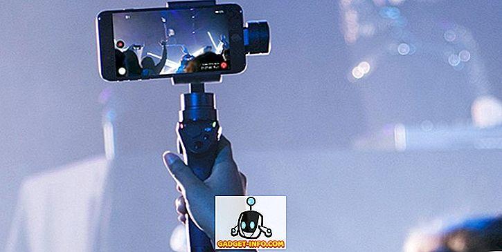 12 besten Gimbals für das iPhone, um stabilisierte Videos aufzunehmen