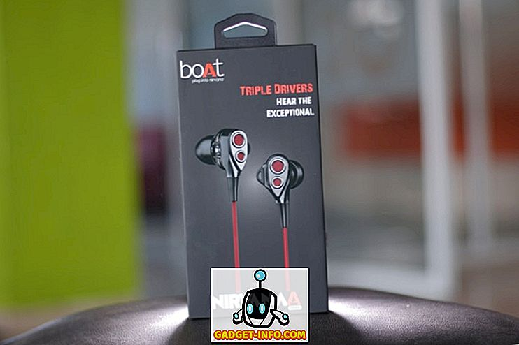 BoAt Nirvanaa Tres Earphones Review: Great Audio, Lousy Build