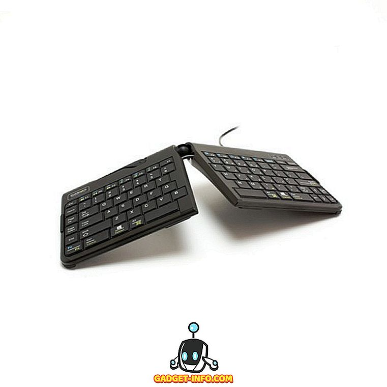cool gadgets - 8 bedste ergonomiske tastaturer