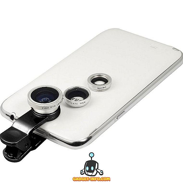 10 parimat iPhone kaamera objektiivi