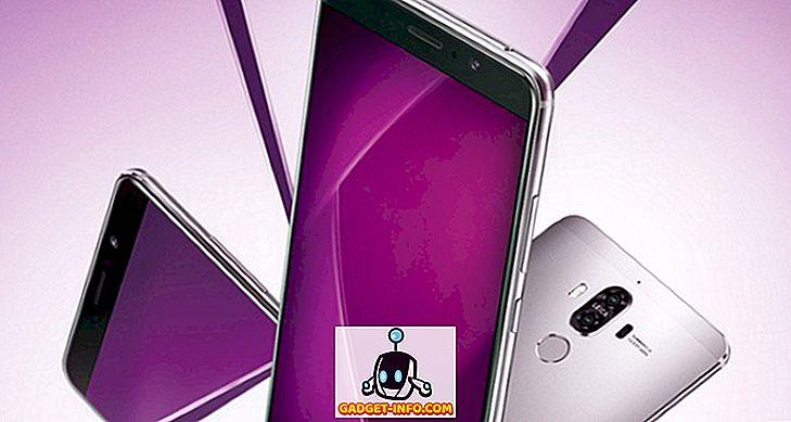 5 najlepších chráničov obrazovky Huawei Mate 9, ktoré si môžete kúpiť