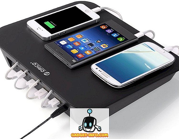 cool gadgets - 10 bedste opladestationer til mobiltelefoner