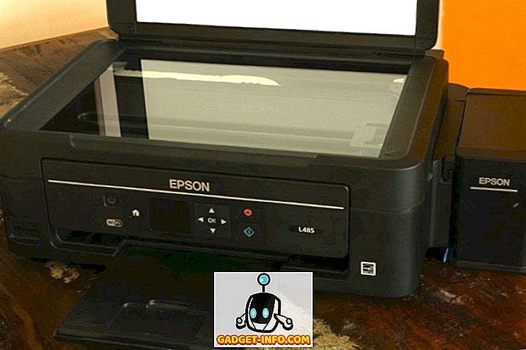 Epson L485 Printer Review: En stor alt-i-en blæk tank printer