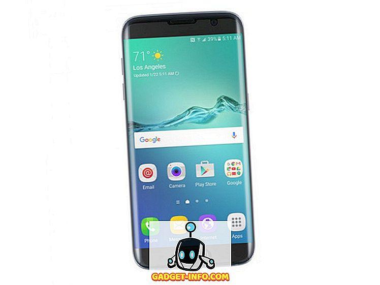 tiện ích tuyệt vời: 8 bảo vệ màn hình Samsung Galaxy S7 Edge tốt nhất