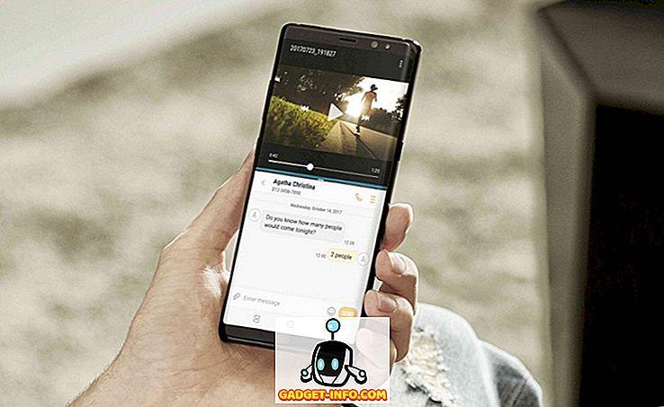 kule gadgets: 10 Best Galaxy Note 8 skjermbeskyttere du kan kjøpe