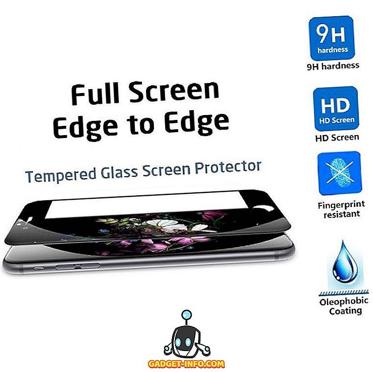 lahedad vidinad - 10 Parim iPhone 6s Plus ekraanikaitse