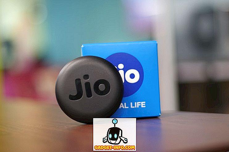 JioFi JMR815 Review: Um excelente roteador portátil para todas as suas necessidades de viagem