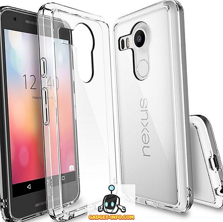 Top 5 Nexus 5X Prípady za nákup
