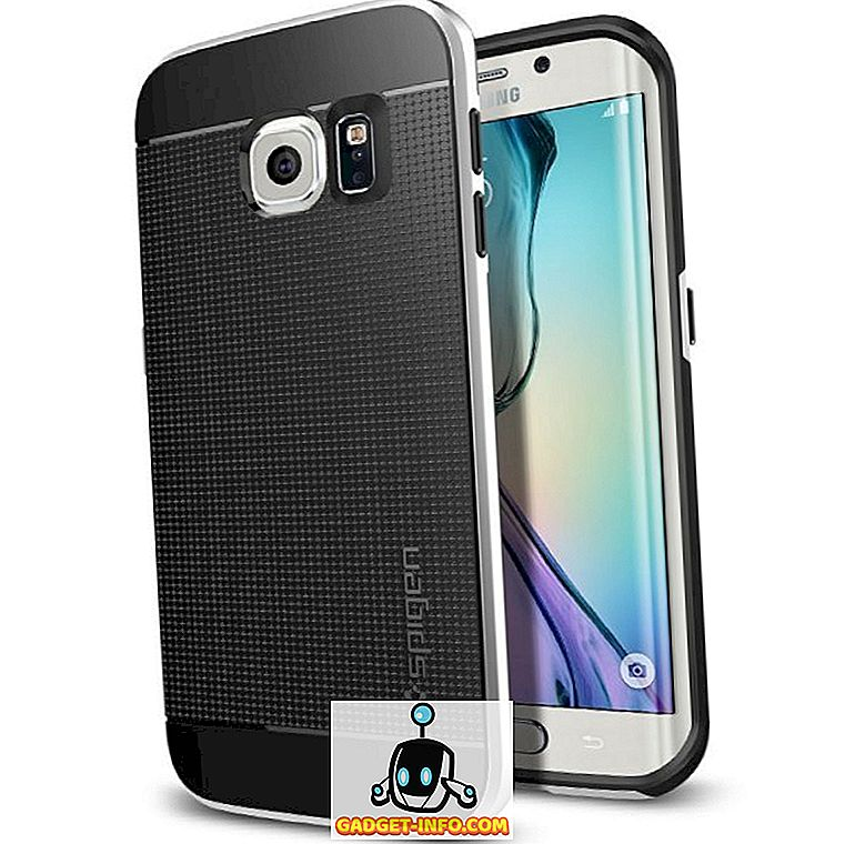 coole gadgets - 15 Beste Samsung Galaxy S6 Edge-hoesjes