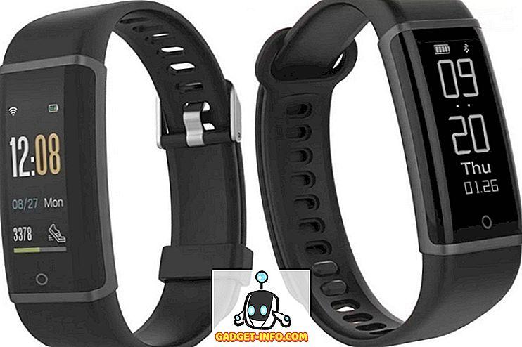 Lenovo's HX03 Cardio en HX03F Spectra Smart Bands zorgen voor continue hartslagbewaking