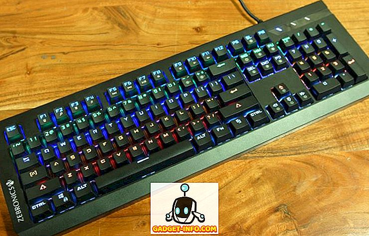 cool gadgets - Zebronics Max Plus Keyboard Review: Bedste Budget Mekanisk Keyboard?