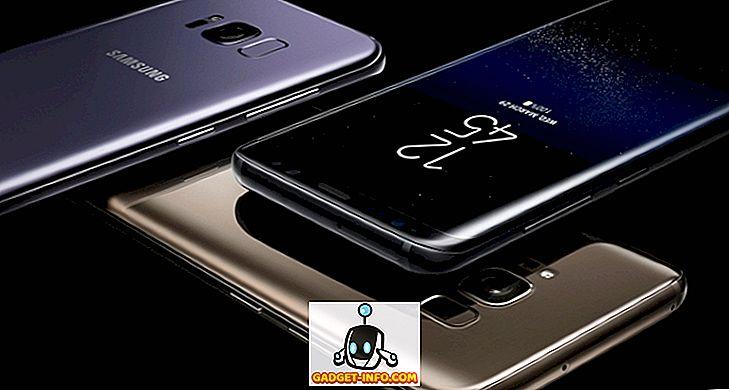 10 najlepších prípadov a obalov Samsung Galaxy S8, ktoré si môžete kúpiť