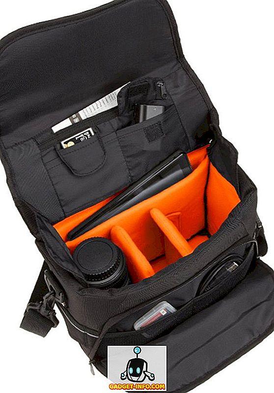 Os 15 melhores sacos para câmera que valem a pena comprar