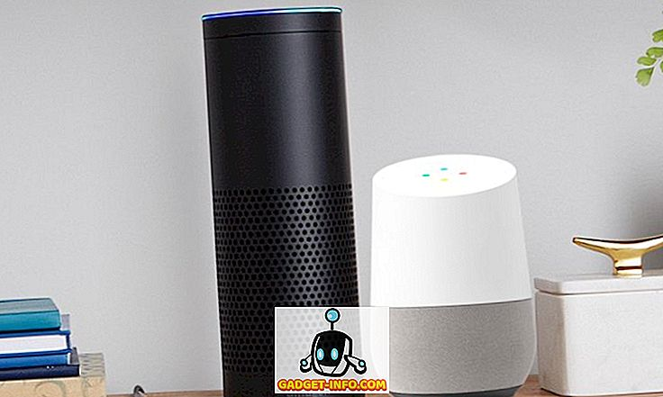 Google Home vs Amazon Echo: l'assistant de Google prend Alexa