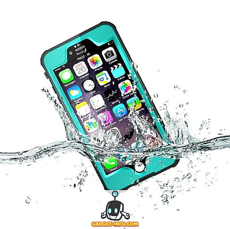 10 najboljih vodootpornih slučajeva iPhone 6s