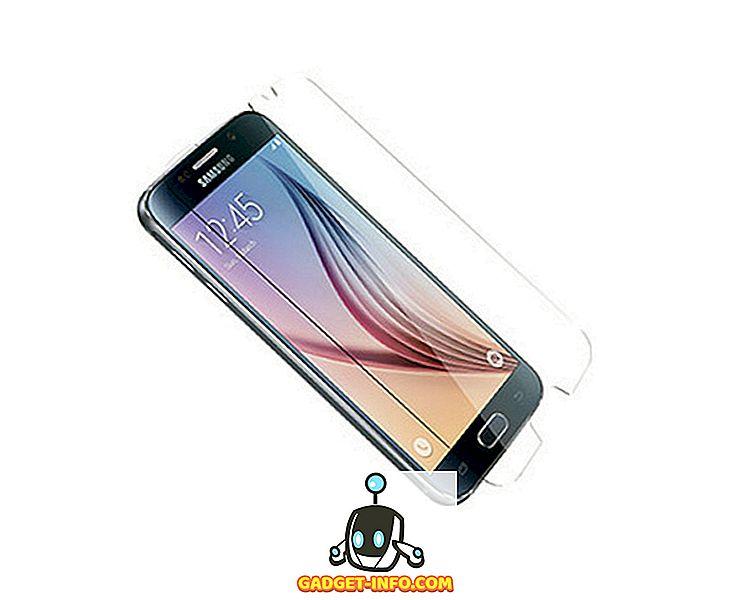 8 parimat Samsung Galaxy S7 ekraanikaitset