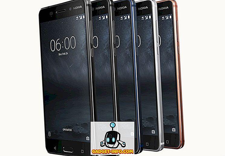 atdzist sīkrīkus - 10 Best Nokia 6 ekrāna aizsargi, kurus varat iegādāties