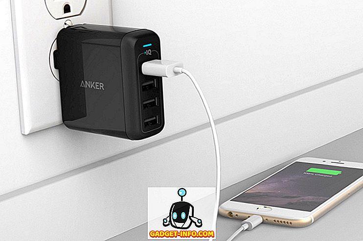 IPhone के लिए 8 सर्वश्रेष्ठ फास्ट चार्जिंग पावर एडेप्टर